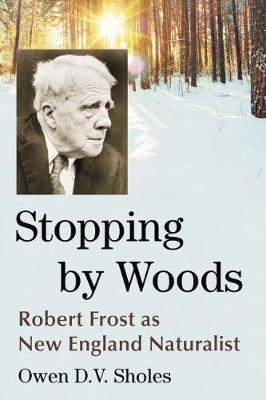 Stopping by Woods by Owen D.V. Sholes image