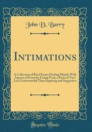 Intimations by John D Barry image