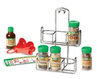 Melissa & Doug: Lets Play House - Baking Spices Set