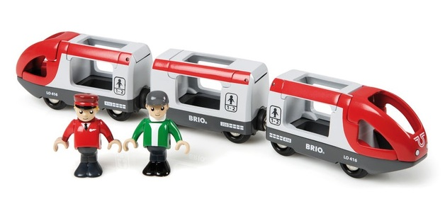 Brio: Railway - Travel Train