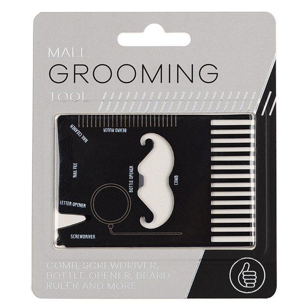 Thumbs Up Male Grooming Tool