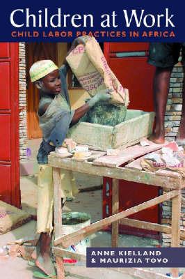Children at Work by Anne Kielland image
