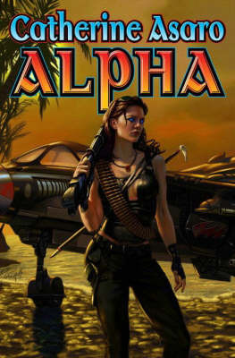 Alpha by Catherine Asaro image