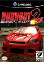 Burnout 2: Point Of Impact for GameCube