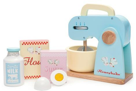 Le Toy Van: Honeybake - Wooden Mixer Set
