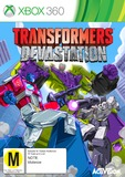 Transformers Devastation for Xbox 360
