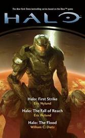 Halo Boxed Set II (3 Books) by Eric S Nylund image