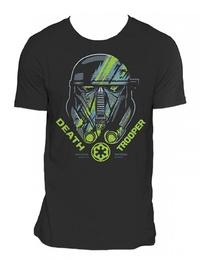 Star Wars: Rogue One Death Trooper T-Shirt (XX-Large)