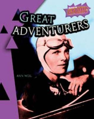 Great Adventurers by Ann Weil image