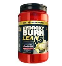 BSC HydroxyBurn Lean5 Protein Powder - Banana (900g)