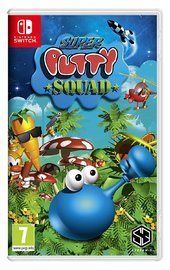 Super Putty Squad for Nintendo Switch