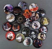 Star Wars: The Last Jedi Pin (Assorted)