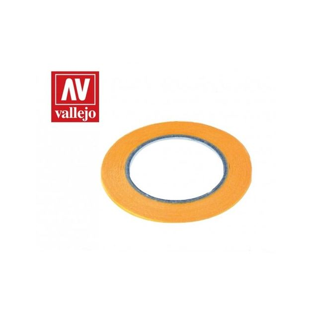 Vallejo 1mm Masking Tape (Twin pack)