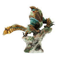 Monster Hunter: Zinogre - Capcom Figure Builder
