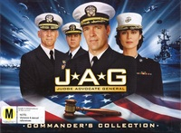 Jag Seasons 1-10 on DVD