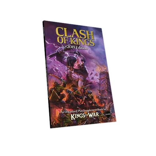 Kings of War: Clash of Kings 2019 PRE SOLD OUT