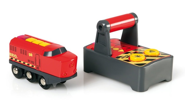 Brio: Railway - Remote Control Engine