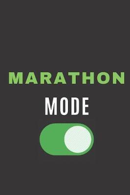 Marathon Mode by Running Journal image