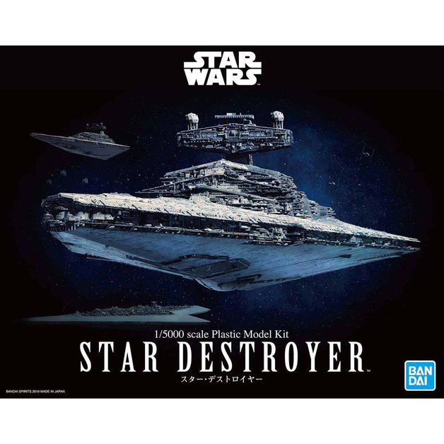 Star Wars: 1/5000 Star Destroyer - Model Kit