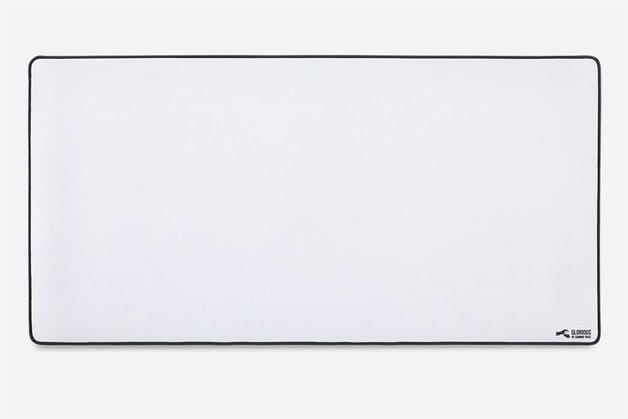 Glorious PC Gaming Mouse Pad - XXXL (White) for PC