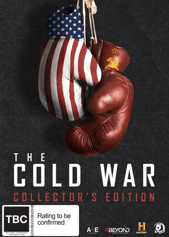 Cold War Collector's Edition on DVD