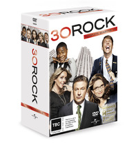 30 Rock - Seasons 1-5 DVD