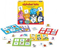 Orchard Toys: Alphabet Lotto Game image