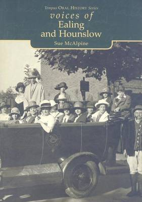 Voices of Ealing and Hounslow by Sue McAlpine image
