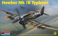 Revell: 1/48 Hawker Typhoon Mk. 1B - Model Kit