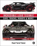 Incredible Lego Technic by Pawel Sariel Kmiec