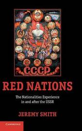 Red Nations by Jeremy Smith
