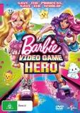 Barbie: Video Game Hero on DVD
