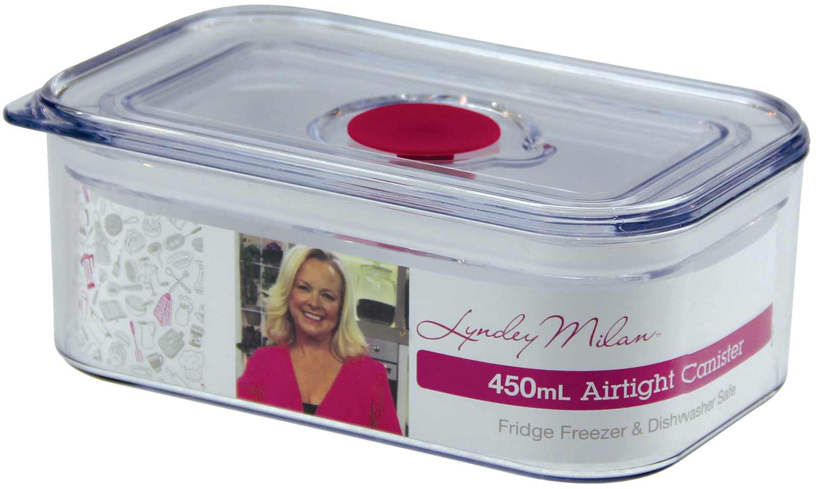 Lyndey Milan Container (450ML) image