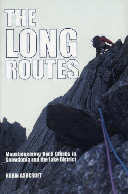 The Long Routes by Robin Ashcroft image
