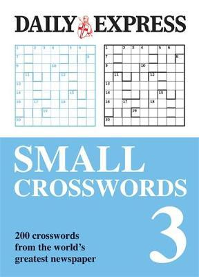 The Daily Express: Small Crosswords 3 image