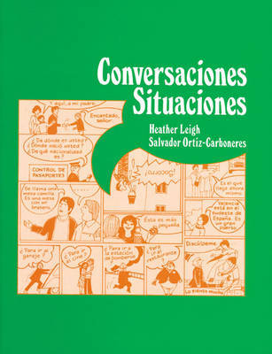 Conversaciones, Situaciones by Heather Leigh image
