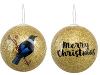Antics: Christmas Decoration - Tui Gold image