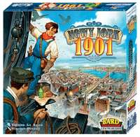 New York 1901 - Board Game