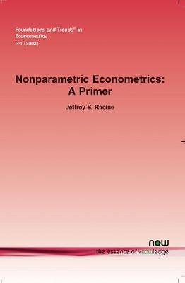 Nonparametric Econometrics by Jeffrey Scott Racine image