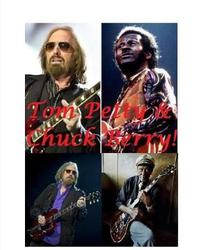 Tom Petty & Chuck Berry! by Arthur Miller image