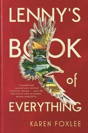 Lenny'S Book of Everything by Karen Foxlee image
