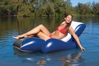Intex: Floating Lounge Recliner - (1.8 x 1.35m)