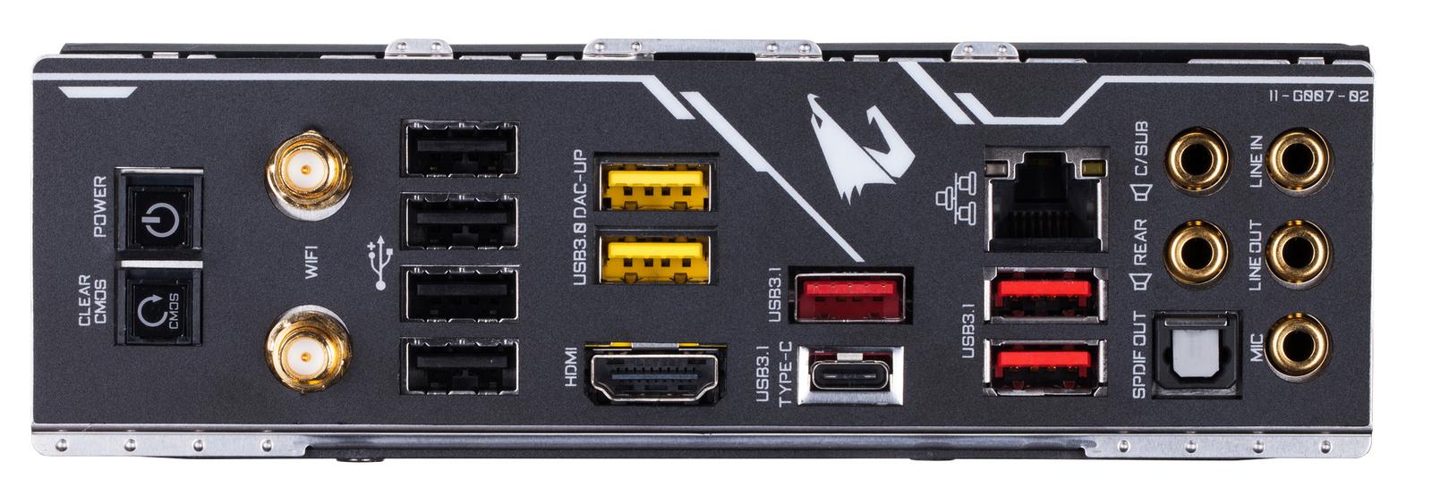 Gigabyte Z390 Aorus Master Motherboard image