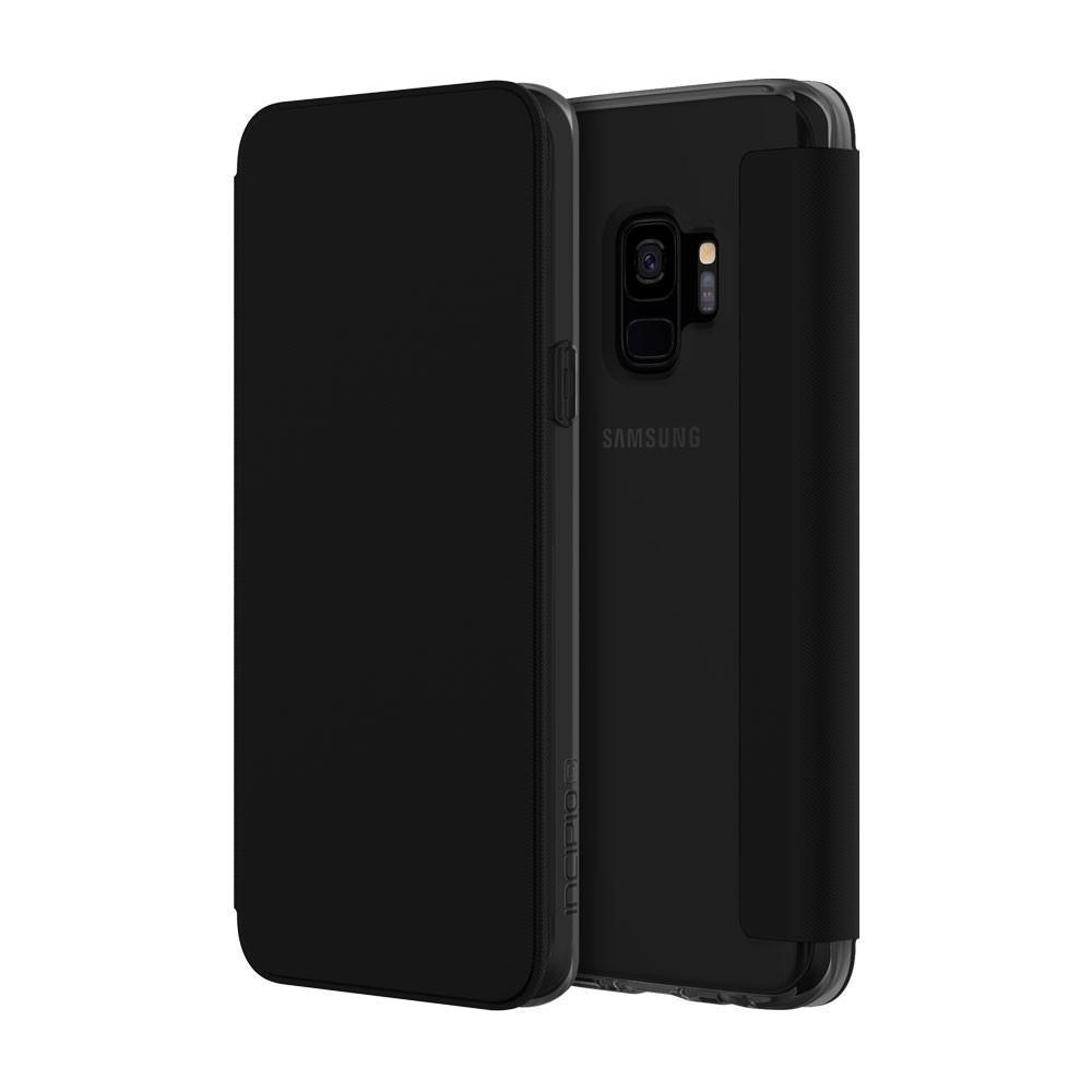 competitive price 0960b 3131b Incipio: NGP Folio Case for Samsung GS9 - Smoke/Black