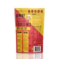 Macro Mike Baking Mix Cookies - White Choc Chip (300g)