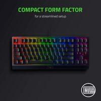 Razer BlackWidow V3 Tenkeyless Mechanical Gaming (Green switch) for PC
