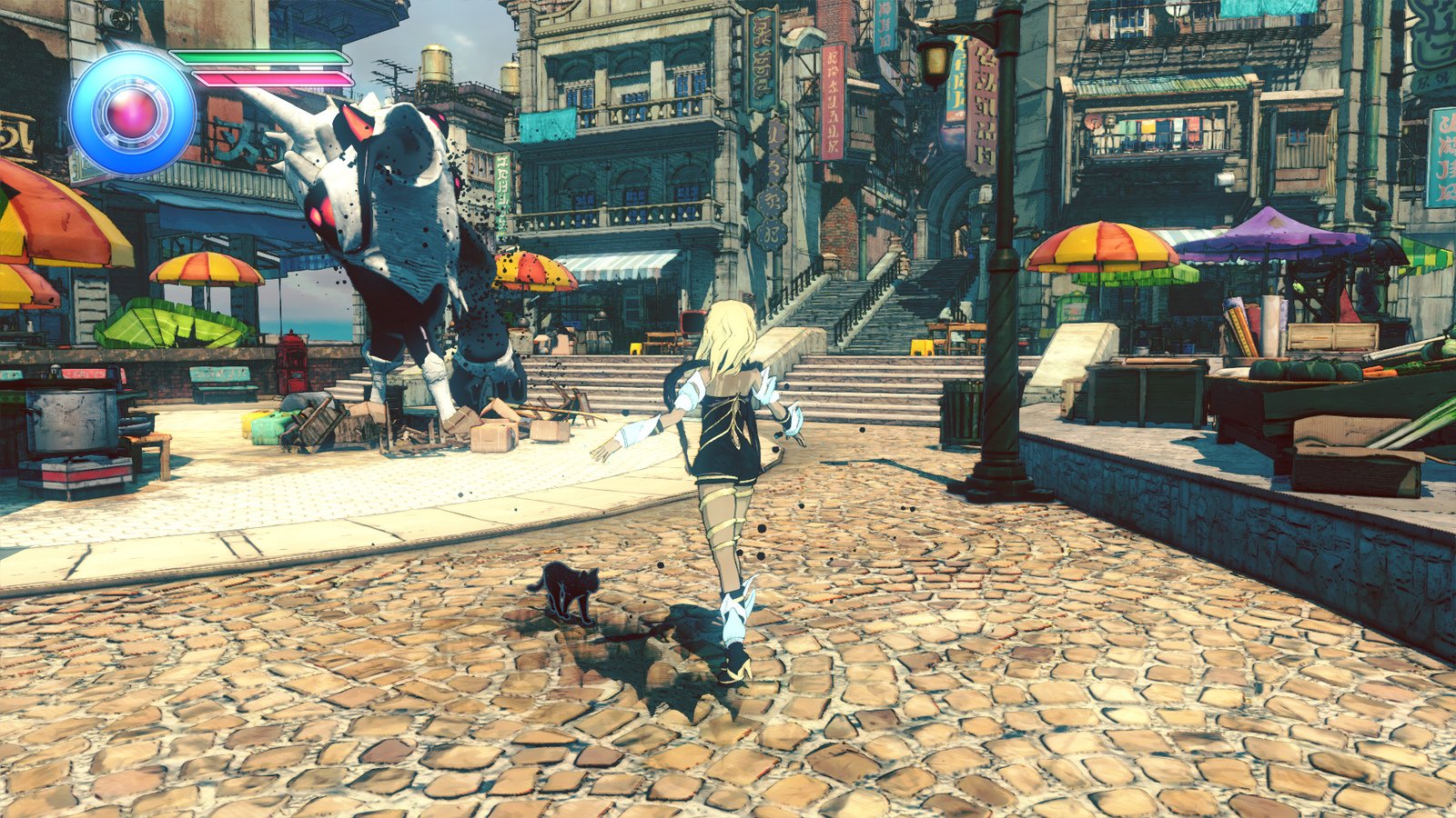 Gravity Rush Remastered for PS4 image