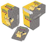 Ultra Pro Pokémon – Full View Deck Box – Pikachu