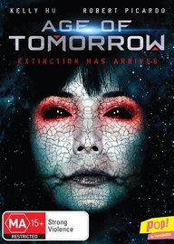 Age Of Tomorrow on DVD