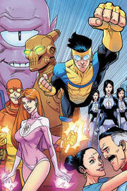 Invincible Ultimate Collection Volume 11 by Robert Kirkman